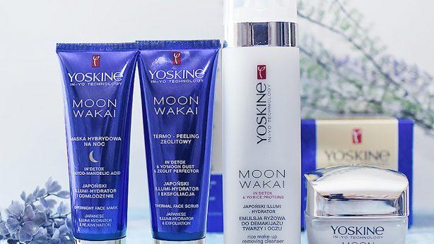Moon Wakai – fair and young look with Yoskine