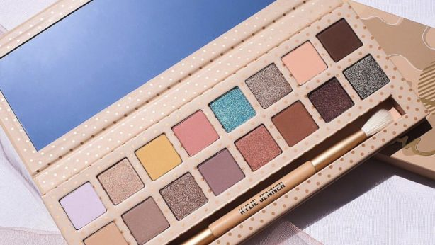 Summertime with Kylie Jenner? Holiday eyeshadow palette 'Take Me On Vacation'