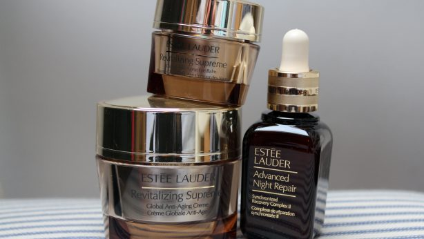 My mini set by Estee Lauder: New Revitalizing Supreme Eye