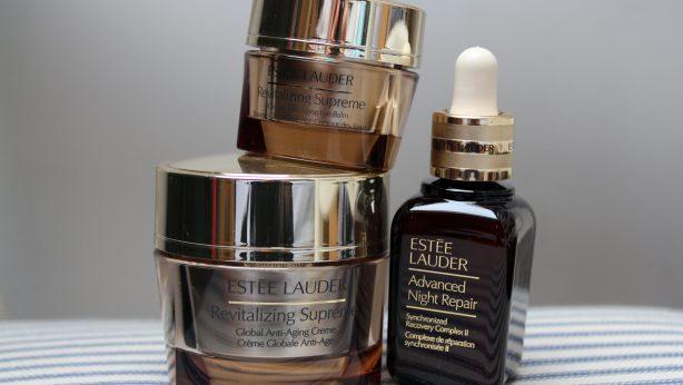 My mini set by Estee Lauder: New Revitalizing Supreme Eye