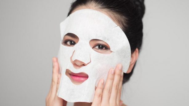 Homemade face masks – the best recipes for sheet masks