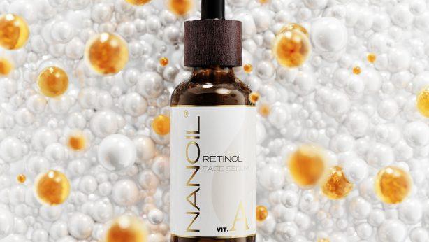 Serum that works like laser facial?! Honest review of Nanoil Retinol Face Serum