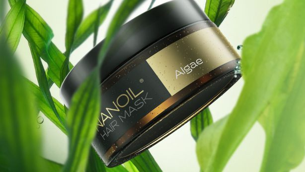 Nanoil Algae Hair Mask: The healthiest diet for my hair!