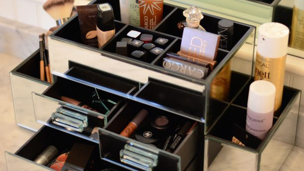 What's the ideal spot for storing your beauty items? Easy way to make cosmetics last longer