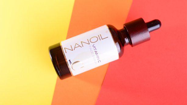 How to Erase Dark Spots? I'd Say Nanoil Vitamin C Face Serum