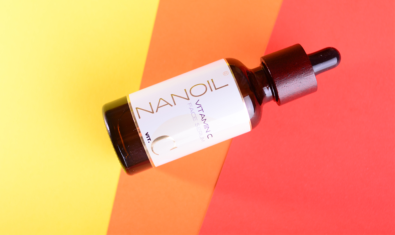Nanoil good vitamin c face serum